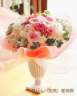 プリザーブドフラワーの花束「フィオーレ」ブーケ・ウェディングギフト送料無料