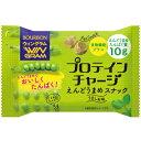 プロテインチャージえんどうまめスナックうましお味(WG) 18袋