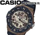 CASIO カシオ クオーツ 腕時計 メンズ レディース アナログ MRW-220HCM-5B 迷彩 ミリタリー ウォッチ スポーツ チプカシ チープカシオ