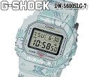 あす楽 送料無料 カシオ CASIO G-SHOCK Gショック DW-5600SLG-7 メンズ 腕時計 おすすめ コラボ 人気 ブランド ストリート 七福神 限定 ホワイト 総柄