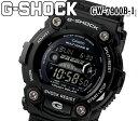 【送料無料】【カシオ CASIO】G-SHOCK Gショック ジーショック カシオ デジタル MURTIBAND6 メンズ 腕時計 オールブラック 電波ソーラー gw-7900b-1 ブラック ダイバー 男性用 ラバーベルト