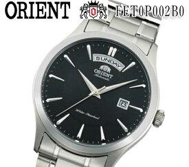 あす楽 送料無料 楽天最安値 新品 オリエント ORIENT クラシック オートマチック ユニオン UNION ブラックFEV0V001BH ステンレス ベルト 並行輸入品 自動巻 メンズ 腕時計 カレンダー