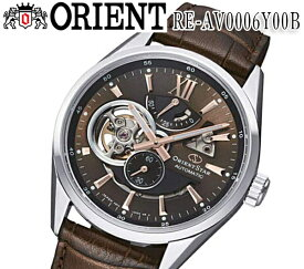 【あす楽】【送料無料】【楽天最安値】 オリエント スター ORIENT STAR オートマチック RE-AV0006Y00B パワーリザーブ レザー ベルト 並行輸入品 自動巻 メンズ 腕時計 カレンダー (RK-AV0008Y)