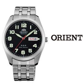 あす楽 送料無料 新品 オリエント ORIENT スリースター メンズ 腕時計 RA-AB0024B19B ステンレス ベルト 自動巻 オートマチック カレンダー ビジネス プレゼント アナログ