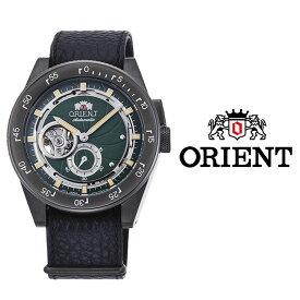 あす楽 送料無料 オリエント ORIENT REVIVAL レトロフューチャー カメラ メンズ 腕時計 RA-AR0202E10B レザー ベルト 自動巻 手巻き オートマチック ねじ込み式リューズ アナログ ブラック