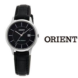 【あす楽】【送料無料】オリエント ORIENT レディース 腕時計 RF-QA0004B10B クオーツ レザー ベルト ビジネス おすすめ プレゼント シンプル カレンダー アナログ orient watch ladies woman