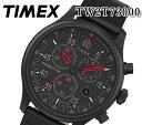 [送料無料] TIMEX タイメックス メンズ 腕時計 expedition field 43mm エクスペディション クロノ ウォッチ クオーツ アナログ メンズ TW2T73000 人気 おすすめ プレゼント ブラック フェイス