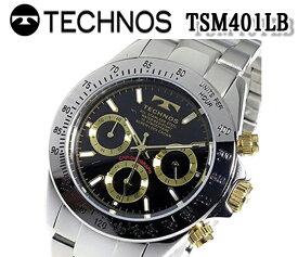 新品 テクノス TECHNOS 腕時計 メンズ クロノグラフ カレンダー クオーツ ダイバーズ tsm401lb おすすめ 人気 モデル アナログ ブランド ビジネス 回転ベゼル