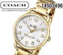 あす楽 送料無料 コーチ COACH DELANCEY デランシー 14502496 腕時計 レディース ゴールド ステンレス プレゼント おすすめ アナログ クォーツ