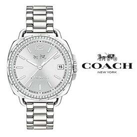 あす楽 送料無料 コーチ COACH Tatum テイタム 14502588 腕時計 レディース シルバー ステンレス プレゼント おすすめ アナログ クォーツ プレゼント