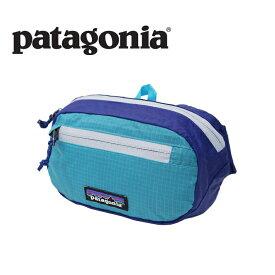あす楽 送料無料 patagonia パタゴニア ウルトラライト ブラック ホール バッグ ショルダー ウエスト バッグ ボディ バッグ メンズ レディース キッズ 撥水 1L ブルー 水色 49447 ナイロン