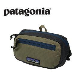 あす楽 送料無料 patagonia パタゴニア ウルトラライト ブラック ホール バッグ ショルダー ウエスト バッグ ボディ バッグ メンズ レディース キッズ 撥水 1L ブラウン インクブラック 49447 ナイロン