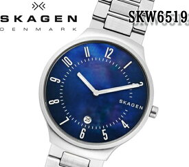 あす楽対応 SKAGEN スカーゲン グレーネン SKW6519 GRENEN 38mm メンズ クォーツ レディース 腕時計 アーレン ラバー ビジネス ファッション プレゼント