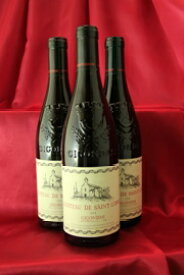 Chateau de St CosmeGigondas [2012]750ml【送料無料】3本セット蔵出し ジゴンダス[2012]750ml シャトー・ド・サンコム Ch.de St Cosme