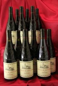Ch.de St Cosme Gigondas 垂直12本セットCotes du Rhone フランス ローヌ ワイン セット