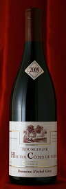 6本セット ブルゴーニュ・オー・コート・ド・ニュイ ルージュ[2009]Bourgogne Hautes Cotes De Nuits Rouge 750mlミシェル・グロ Michel Gros
