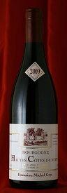 Michel GrosBourgogne Hautes Cotes De Nuits Rouge [2009]750ml【送料無料】12本セット ブルゴーニュ・オー・コート・ド・ニュイ ルージュ[2009] 750mlミシェル・グロ Michel Gros