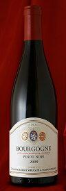 Robert SirugueBourgogne Pinot Noir [2012]750mlブルゴーニュ・ピノ・ノワール[2012] 750ml【送料無料】6本セットロベール・シルグ Robert Sirugue