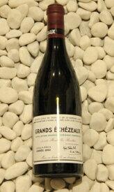 Domaine de la Romanee Conti Grand Echezeaux [2002] 750ml DRCグラン・エシェゾー [2002] 750ml DRC