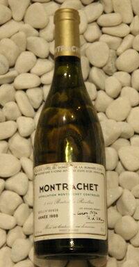 モンラッシェ Montrachet [1988] 750ml DRCDRC (Domaine de la Romanee Conti)