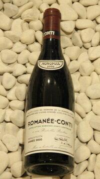ロマネ・コンティ Romanee Conti [2000] 750ml DRCDRC (Domaine de la Romanee Conti)