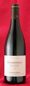 Thomas MoreyBourgogne Pinot Noir [2009] 750ml送料無料】3本セットブルゴーニュ・ピノノワール [2009] 750mlトーマス・モレ Thomas Morey