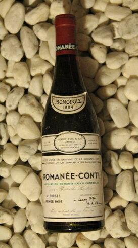 ロマネ・コンティ Romanee Conti [1984] 750ml DRCDRC (Domaine de la Romanee Conti)