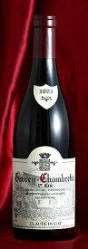 ジュヴレイ・シャンベルタン・プルミエ・クリュ[2003]Gevrey Chambertin Primier Cru 750mlクロード・デュガ Claude Dugatフランス ブルゴーニュ ワイン 赤