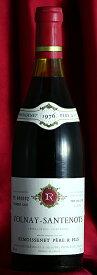 ヴォルネイ・サントノ[1976]Volnay Santenots 750mlルモワスネ Remoissenetワイン フランス ブルゴーニュ 赤