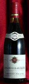 RemoissenetChambolle Musigny[1969]750mlシャンボール・ミュジニー[1969]750mlルモワスネ Remoissenetワイン フランス ブルゴーニュ 赤
