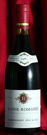 ヴォーヌ・ロマネ[1981]Vosne Romanee 750mlルモワスネ Remoissenetワイン フランス ブルゴーニュ 赤