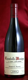 Georges RoumierChambolle Musigny Aux Combottes [2010]750mlシャンボール・ミュジニー・オー・コンボット[2010]750mlジョルジュ・ルーミエ Georges Roumier