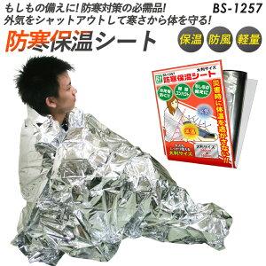 防寒保温シート 豊光 BS-1257 大判サイズ 24001600mm