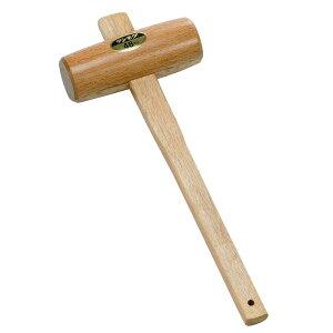 (本樫)サンモク木槌75mm 農業 用具 工具 家庭菜園 収穫 刃物 浅野木工所