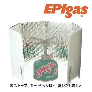 EPIgas 風防 A-6503(防災グッズ/防災セット/ウインドシールド/キャンプ/コッヘル/ストーブ/バーナー/アウトドア/EPIガス/イーピーアイガス/登山/トレッキング/フィッシング)