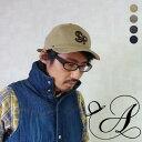 キャップ CAP 短めツバ 柔らかいツバ ワッペン クラシカル ベースボール BBキャップ 【日本製】