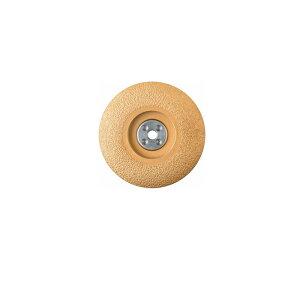 あらゆる被削材の研削 ダイヤテック けずれるンジャー 研削用 GMCUP4-30 GMCUP4-50 GMCUP4-100 105(4インチ)×M10 粒度30 50 100 DIATECH ホリコー