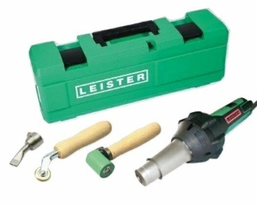 ライスター【 LEISTER 】 溶接機 トリアックST型 純正品 スターターキット 5点セット お買い得!