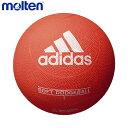 adidas/アディダス AD210R ドッジボール ボール ソフトドッジボール 赤×オレンジ AD210R 【送料無料】 【39ショップ】