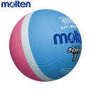 molten/モルテン ライトドッジ SLD0PSK ドッジボール、0号球 <幼児・小学校低学年用> 【送料無料】 【39ショップ】