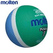 【molten/モルテン】ライトドッジSLD2MSKドッジボール、2号球<小学校教材用>