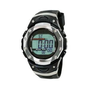 【5%OFFクーポン発行中】CREPHA/クレファー FDM7863-SV 電波ソーラー スポーツウォッチ 腕時計 ランニング ウォーキング【39ショップ】