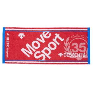 【5%OFFクーポン発行中】DESCENTE デサント DMAPJE00 BL 今治フェイスタオル マルチトレーニング タオル【39ショップ】