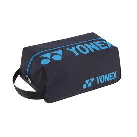 【5%OFFクーポン発行中】YONEX /ヨネックス BAG2133 テニス・バドミントン バッグ シューズケース ブラック BAG2133【39ショップ】