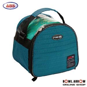 ABS B20-200(グリーン)ボウリングバッグ ボウリング ボール 小物 1個 人気 シューズ バッグ 売れ筋 グリーン 緑 グッズ 用品 鞄 ボーリング