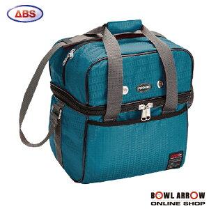 ABS B20-330(グリーン)ボウリングバッグ ボウリング ボール 小物 1個 人気 シューズ バッグ 売れ筋 グリーン 緑 グッズ 用品 鞄 ボーリング