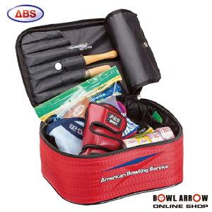 ABS B20-370NP(レッド)ボウリングバッグ ボウリング ボール 小物 ポーチ 人気 シューズ バッグ 売れ筋 レッド 赤 グッズ 用品 鞄 ボーリング
