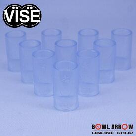 【VISE】 バイス フィンガーグリップ P/S グリップ5個まとめ買い 外径31/32インチ レギュラーサイズ ボウリング グッズ ボウリング用品 ボウリング小物