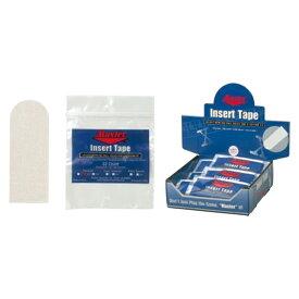 Master インサートテープ(白) マスター ボウリング用品 ボーリング グッズ テーピング テープ