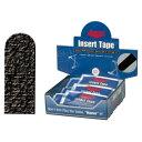 Master インサートテープ(黒) スーパーテクスチャード マスター ボウリング用品 ボーリング グッズ テーピング テープ